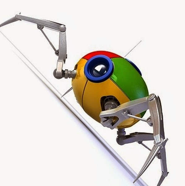 Google seo spider crawler