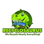 Recyclosaurus logo